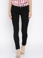Jealous 21 Women Black Super Skinny Fit Jeans
