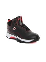 FILA Men Black Basketball Shoes