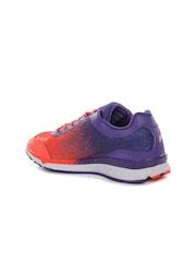 FILA Women Orange & Purple Corta Energized Running Shoes