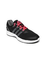 Adidas Women Black & Grey Running Shoes