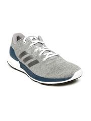 Adidas Men Grey Melange Cosmic 1.1 M Running Shoes