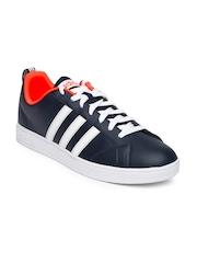 Adidas NEO Men Navy Solid VS ADVANTAGE Sneakers