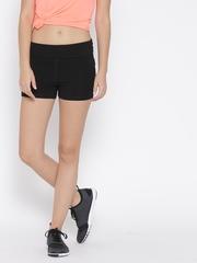 FOREVER 21 Women Black Solid Shorts