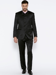 Black Suits for Men - Buy Men Black Suits Online - Myntra