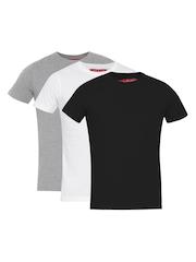 John Players Pack of 3 T-shirts