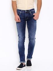 Killer Men Blue Skinny Fit Jeans