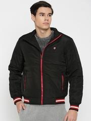 Duke Black Padded Jacket