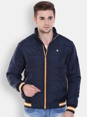 Duke Navy Padded Jacket