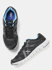 HRX by Hrithik Roshan Men Black Sports Shoes