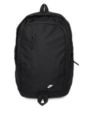 Nike Men Black All Access Soleday Laptop Backpack