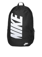 Nike Unisex Black Printed Classic North Backpack