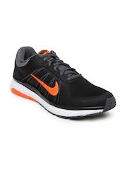 Nike Men Black Dart 12 MSL Running Shoes
