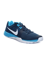 Nike Men Blue Train Prime Iron Training Shoes