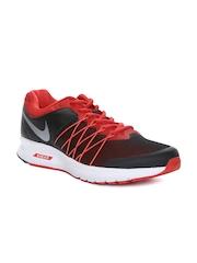 Nike Men Black Air Relentless 6 Running Shoes