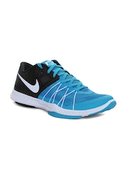 Nike Men Blue & Black Zoom Incredibly Fast Training Shoes