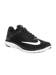 Nike Men Black FS Lite Run 4 Running Shoes