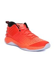 nike orange shoes