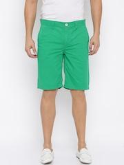 Tommy Hilfiger Green Chino Shorts