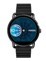 Fossil Q Wander Black Touchscreen Smart Watch