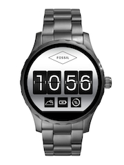 Fossil Q Marshal Stainless Steel Touchscreen Smart Watch