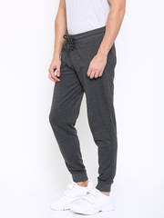 Fame Forever by Lifestyle Charcoal Grey Track Pants