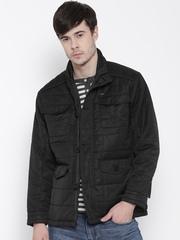 Duke Stardust Black Quilted Jacket