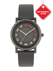 DKNY Women Grey Analogue Watch NY2390