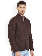 Canary London Brown Tailored Jacket