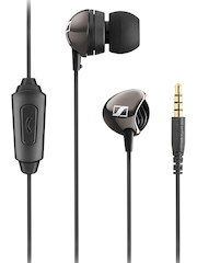 Sennheiser Grey & Black CX 275 s Earbuds with Mic