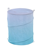 Athome by Nilkamal Blue Foldable Laundry Bag
