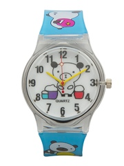 Stoln Kids White Printed Dial Watch 7501-1-10