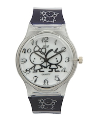 Stoln Kids White Printed Dial Watch 7501-2-02