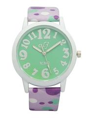 Stoln Kids Green Dial Watch 7501-2-08