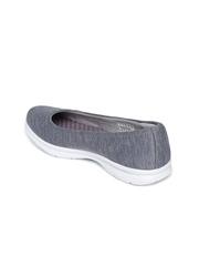 Skechers Women Grey Walking Shoes