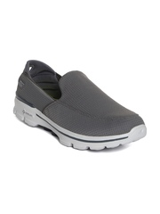 Skechers Men Grey GO Walk 3 Shoes