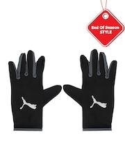 Puma Unisex Black PR Performance Gloves