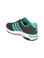 Adidas Women Charcoal Grey Magnus 4.0 Running Shoes