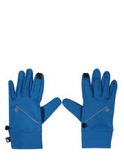 Columbia Men Blue Running Gloves