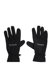 Columbia Men Black Ascender Softshell Gloves