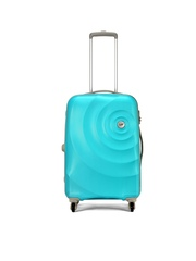 Skybags Unisex Turquoise Blue Cabin Trolley Suitcase
