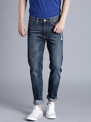 Kook N Keech Men Blue Mid-Rise Clean Look Jeans