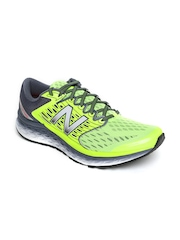 New Balance Men Fluorescent Green M1080GY6 Running Shoes