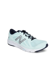 New Balance Women Mint Green W490LA4 Running Shoes