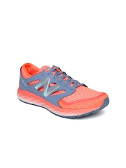 New Balance Women Orange WBORAGP2 Running Shoes