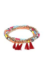 FOREVER 21 Set of 4 Beaded Bracelets
