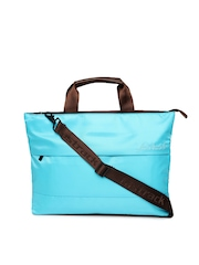 Fastrack Women Blue Laptop Bag