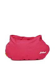 Fastrack Pink Hobo Bag