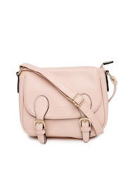 Caprese Dusty Pink Joan Sling Bag