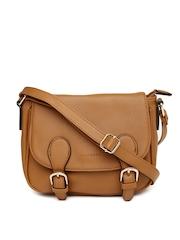 Caprese Brown Joan Sling Bag