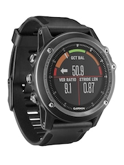 Garmin Fenix 3 HR Unisex Black Smart Watch 753759162566